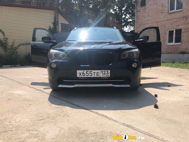 BMW X1 E84 xDrive28i 6AT (258 л.с.)