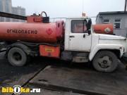 ГАЗ 3309 Бензовоз
