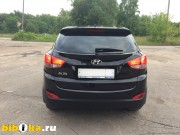 Hyundai ix35 1 поколение [рестайлинг] 2.0 AT (150 л.с.) Advanced + Pack