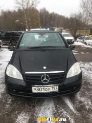 Mercedes-Benz A - Class W169 A 150 MT (95 л.с.)