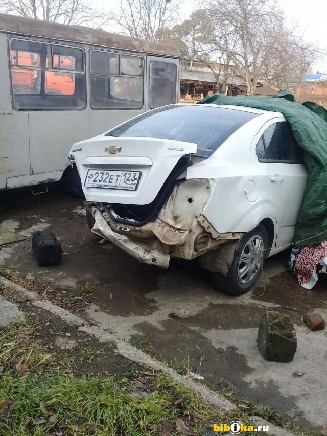 Chevrolet Aveo T300 1.6 AT (115 л.с.)