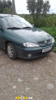 Renault Megane Break 1.6.16v 95л.с