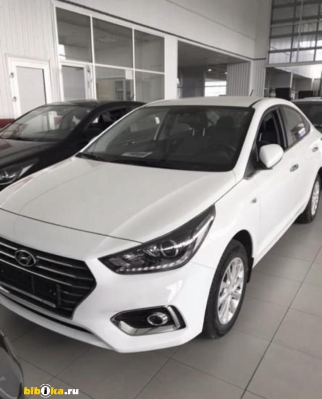 Hyundai Solaris  Элеганс