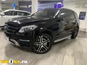 Mercedes-Benz GLE - Class GLE 350d 3.5 4MATIC 9G-Tronic (249 л.с.)