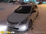 Hyundai Solaris 1 поколение [рестайлинг] 1.6 AT (123 л.с.) comfort
