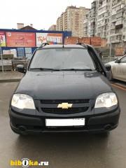 Chevrolet Niva (ВАЗ 2123) Гур  кондер  шноркель