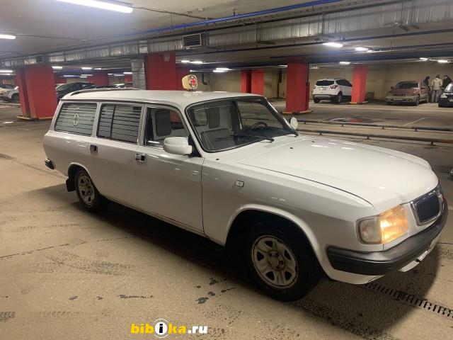 ГАЗ 310221 1 поколение 2.3 MT (131 л.с.)
