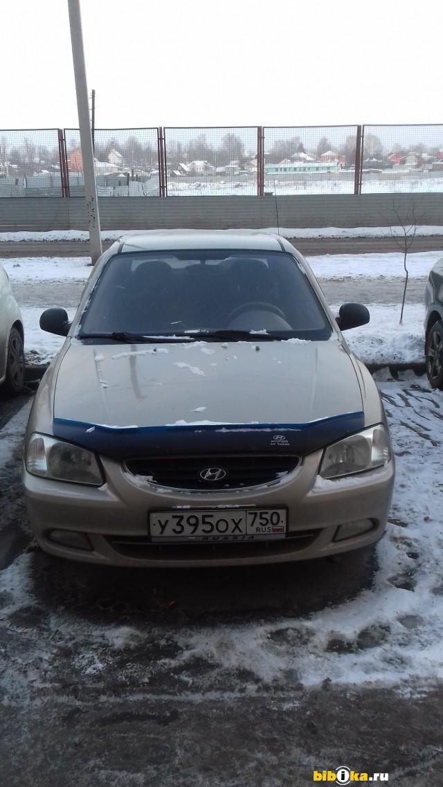 Hyundai Accent MC 1.6 MT (112 л.с.)
