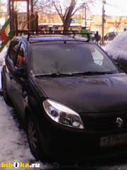 Renault Sandero 1 поколение 1.6 MT (84 л.с.)