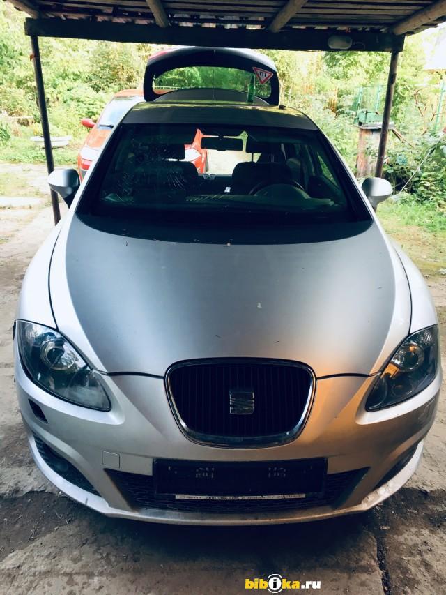 SEAT Leon 2 поколение [рестайлинг] 1.4 TSI MT (125 л.с.) Spot