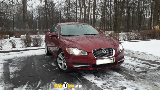 Jaguar XF X250 3.0 AT (238 л.с.)