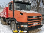 Scania T124 360 Грузовой эвакуатор