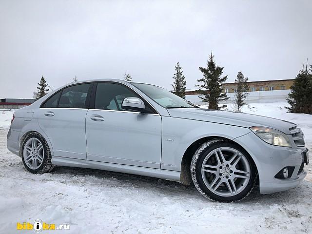 Mercedes-Benz C - Class W203/S203/CL203 [рестайлинг] C 280 7G-Tronic (231 л.с.) Avangard