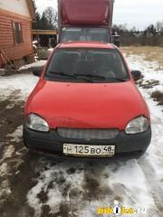 Opel Corsa B [рестайлинг] 1.0 MT (54 л.с.)