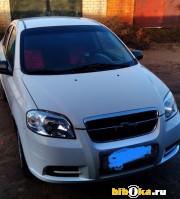 Chevrolet Aveo T250 [рестайлинг] 1.4 AT (101 л.с.)