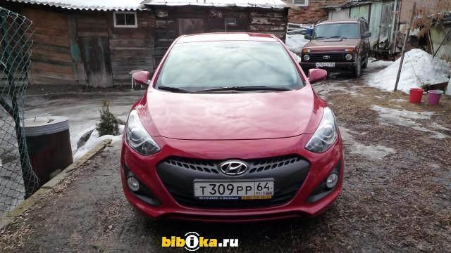 Hyundai i30 GD 1.6 MT (130 л.с.) active