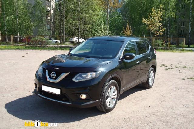 Nissan X-Trail 2.0 4*4 АВТОМАТ SE+