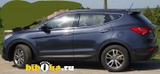 Hyundai Santa Fe DM 2.2 CRDi AT 4WD (197 л.с.) Спорт