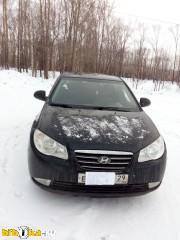 Hyundai Elantra HD 1.6 MT (122 л.с.)