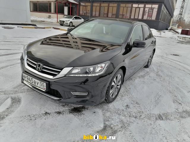 Honda Accord 9 поколение 2.4 AT (180 л.с.)