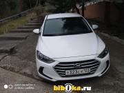 Hyundai Elantra MD 1.6 AT (132 л.с.) базовая