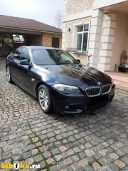 BMW 5 series F07/F10/F11 535i xDrive AT (306 л.с.)