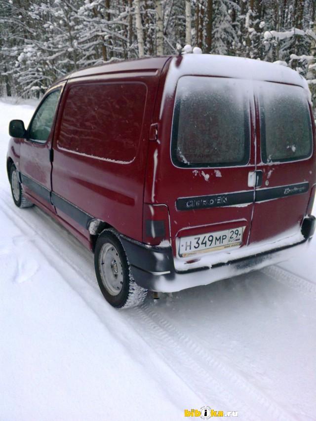 Citroen Berlingo Фургон 5 дверей
