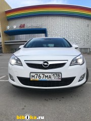 Opel Astra J 1.4 Turbo AT (140 л.с.) Космо