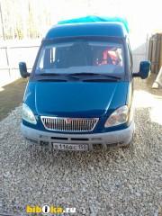 ГАЗ Газель 33023 грузо - пассажирский
