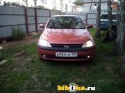 Opel Corsa C [рестайлинг] 1.4 MT (90 л.с.)