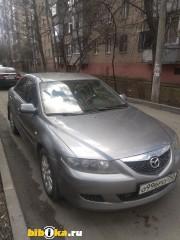 Mazda 6 1 поколение [рестайлинг] 1.8 MT (120 л.с.) Люкс