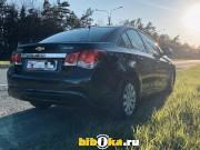 Chevrolet Cruze J300 [рестайлинг] 1.6 MT (109 л.с.) LS