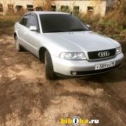 Audi A4 B5 [рестайлинг] 1.8 MT (125 л.с.)