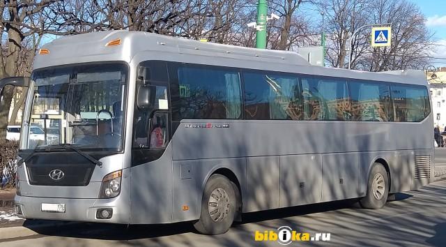 Hyundai Universe туристический