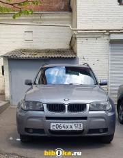 BMW X3 E83 3.0i AT (231 л.с.)