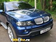 BMW X5 E53 [рестайлинг] 4.8is AT (360 л.с.)