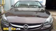 Opel Astra J 1.6 AT (115 л.с.) ACTIV