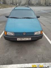 Volkswagen Passat B3 2.0 MT (116 л.с.)