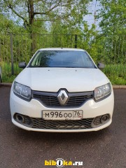 Renault Sandero 1 6 (82 л.с.) Access