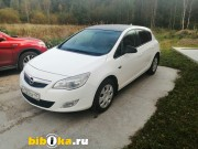 Opel Astra J 1.4 MT (90 л.с.)