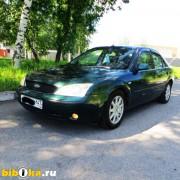 Ford Mondeo 3 поколение 2.0 AT (145 л.с.)