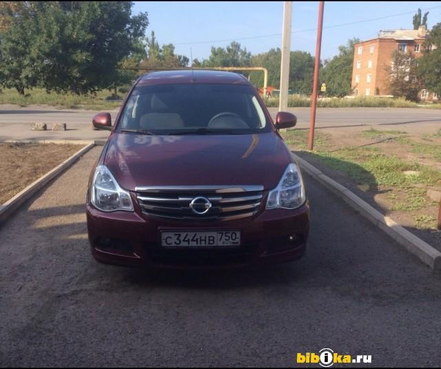 Nissan Almera G11 1.6 MT (102 л.с.) Базовая