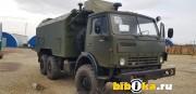 КамАЗ 4310 спец фургон
