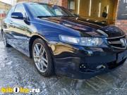 Honda Accord 7 поколение [рестайлинг] 2.4 AT (190 л.с.)