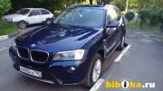BMW X3 F25 xDrive20d AT (184 л.с.)