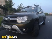 Renault Duster 2.0 MT (143 л.с.) 4WD Luxe Privilege