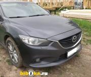 Mazda 6 2 поколение [рестайлинг] 2.0 AT (147 л.с.)