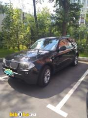 BMW X3 E83 [рестайлинг] 2.5si MT (218 л.с.)