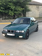 BMW 3-series E30 [рестайлинг] 318i kat MT (113 л.с.)