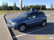 Volkswagen Tiguan 1 поколение [рестайлинг] 1.4 TSI BlueMotion DSG (150 л.с.)